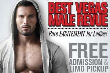 Hustler Male Revue