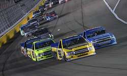 NASCAR Camping World Truck Series: Bucked Up 200