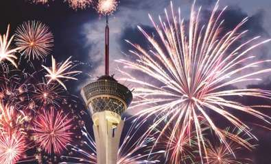 Las Vegas New Year's Eve 2020 Parties, Concerts & Club Events