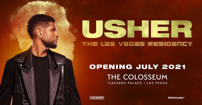 Usher Vegas