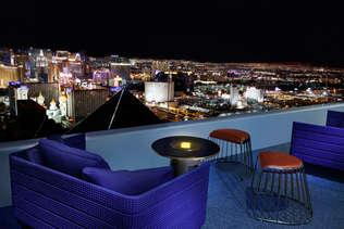 Skyfall lounge patio