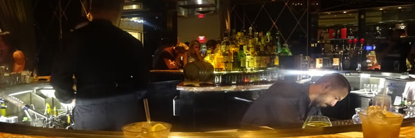 Bound bar at cromwell