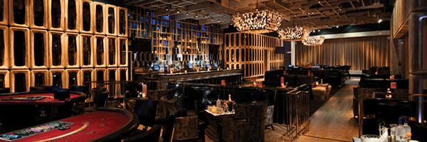Deuce Bar Lounge Aria