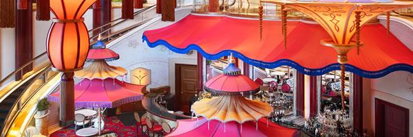 Parasol bar Wynn