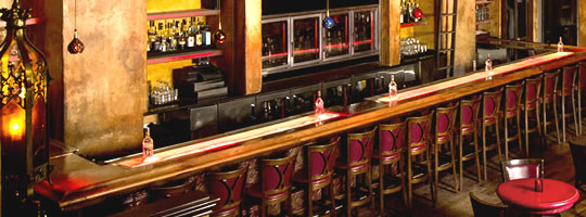 Red Square bar Mandalay