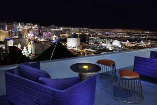 Skyfall Bar at Mandalay Bay