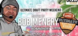 Social Meida Sports Commentator Bob Menery