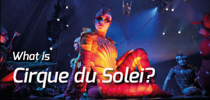 What is Cirque du Solei?