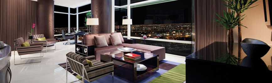 Aria 1 bedroom penthouse