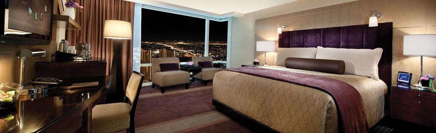Aria Hotel Room