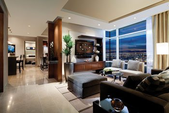 Aria 2 Bedroom Sky Suite Vegas