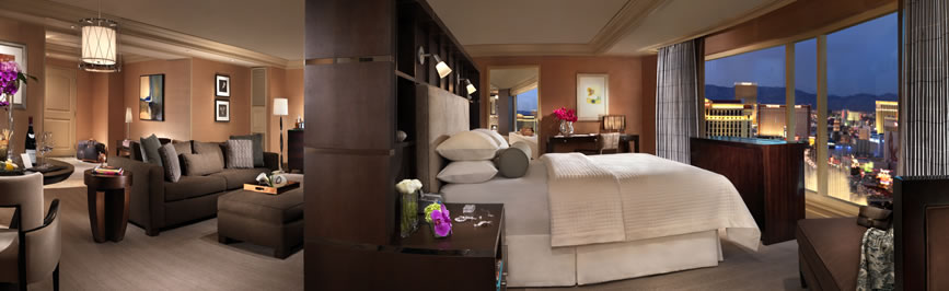 Beautiful Bellagio Review. OPEN SUITE NAVIGATION