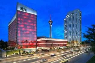 NYNY Suite Vegas