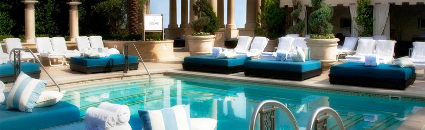 Azure Pool at Palazzo