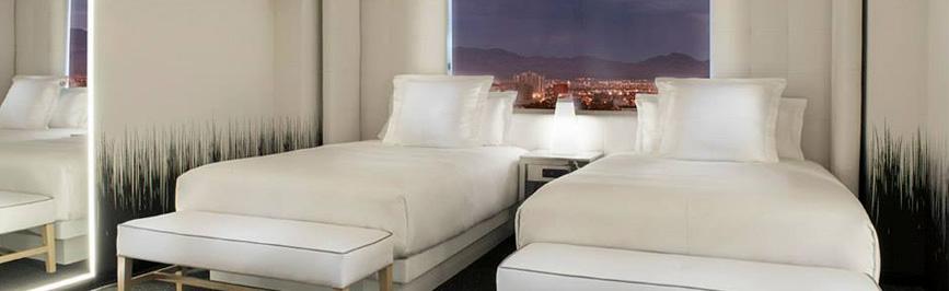 Bedroom SLS World Tower