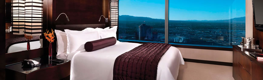 Vdara Two Story Two Bedroom suite