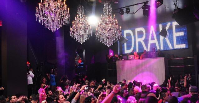 Chateau nightclub dance floor