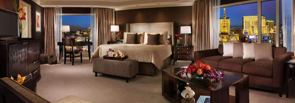 Bellagio 2 Bedroom Penthouse Suite Property las vegas bellagio 1 & 2 bedroom suite deals