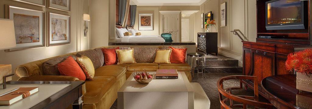 Las Vegas Palazzo 1 Amp 2 Bedroom Suite Deals