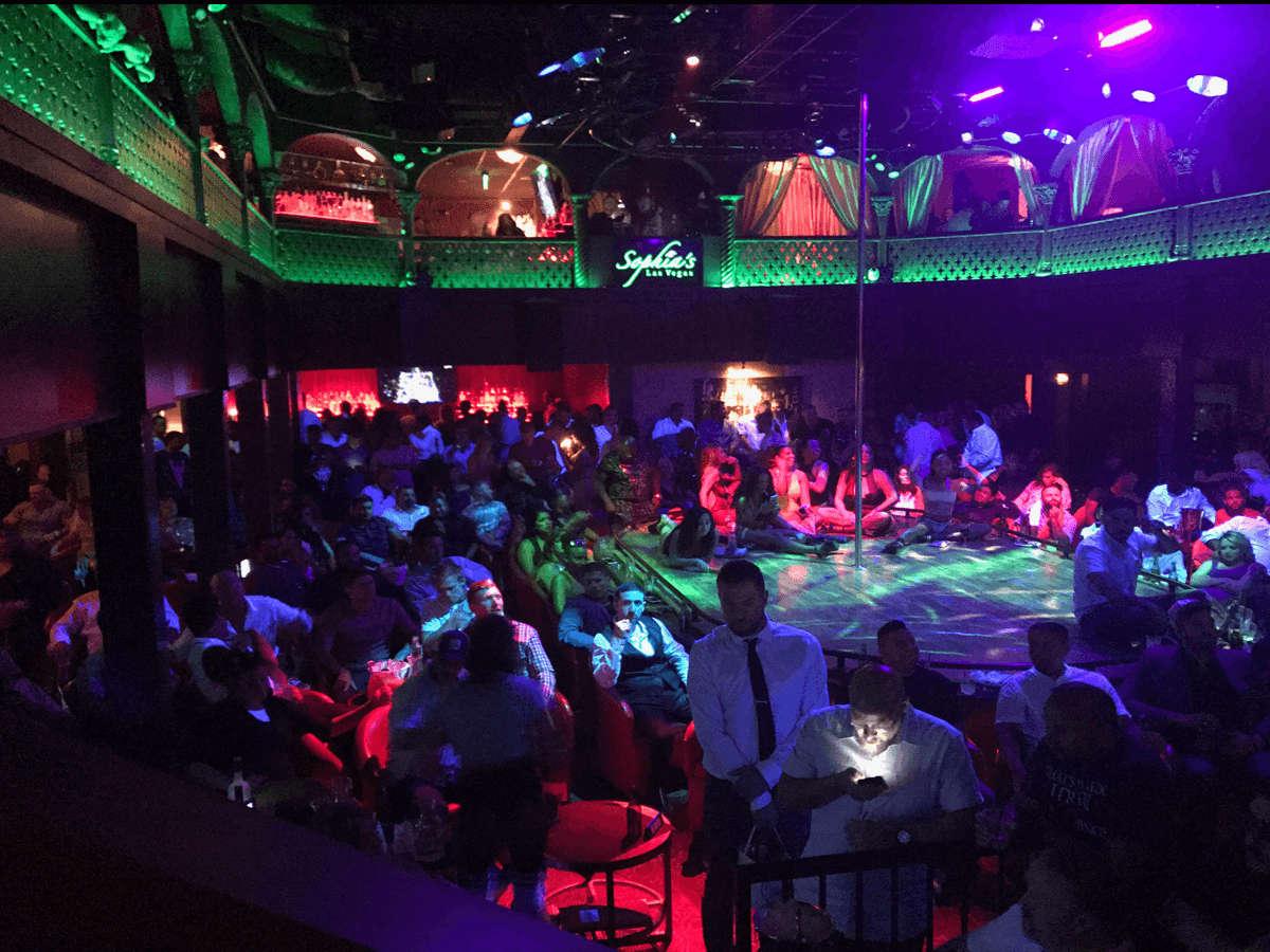 Sophia's Strip Club Las Vegas Review  Free Limo & No Cover