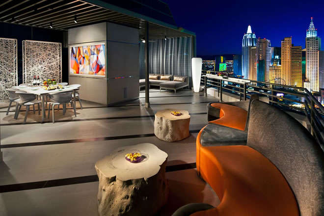 Las Vegas Top 5 Luxury Suites In Vegas