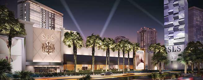 SLS Las Vegas hotel