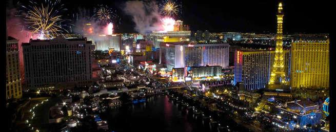 Las Vegas NYE 2015