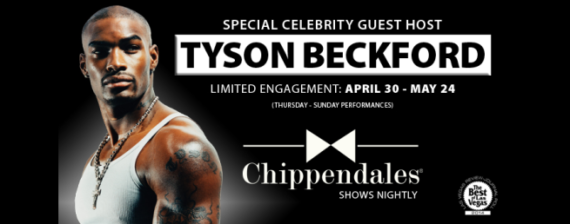Tyson Beckford Chippendales