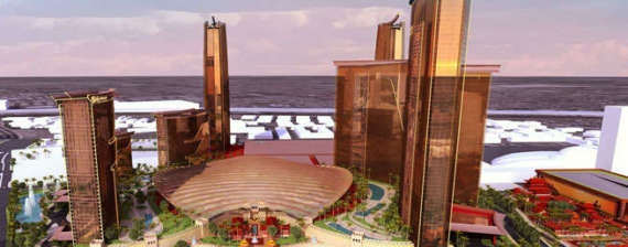 Resort World Las Vegas strip