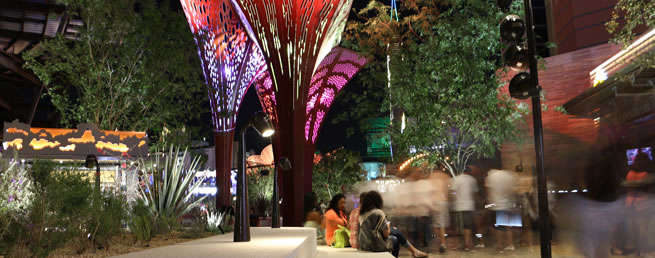 The Park at MGM