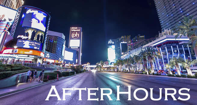 After Hours in Las Vegas