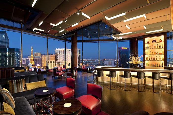Mardarin Bar in Las Vegas